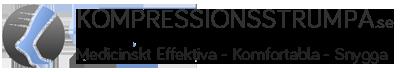 Kompressionsstrumpa